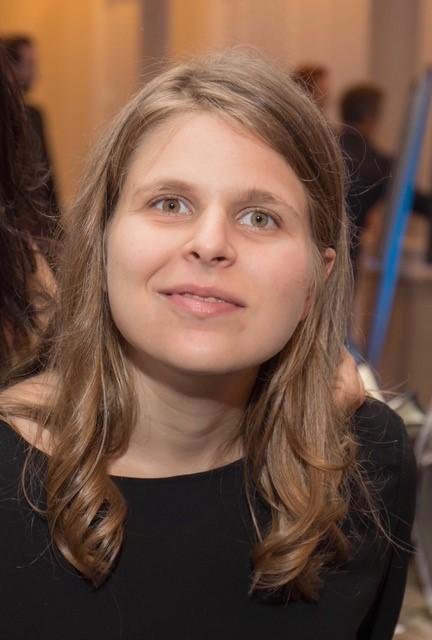 Gaby Valner portrait